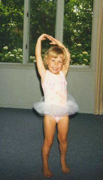 Meredith ballerina