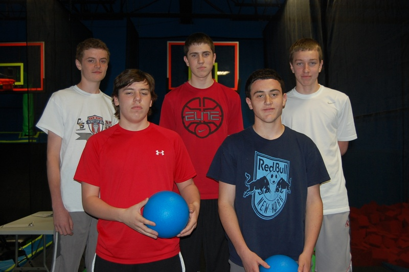 Clarkstown South Slam Dunk Basketball team