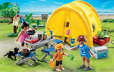 Playmobil-Camping-Trip-Playset