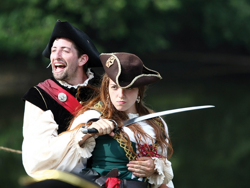 pirates at philipsburg manor