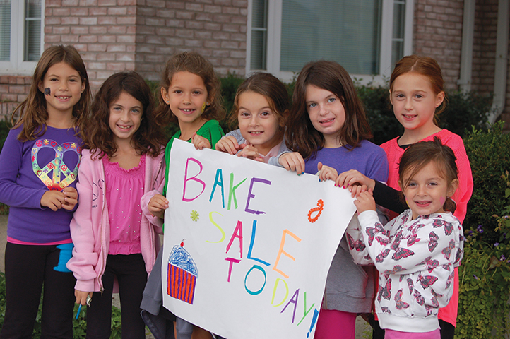great chappaqua bake sale