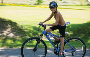 toughkids triathlon biking