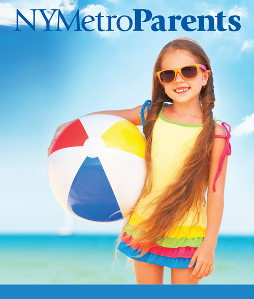 nymetroparents july cover