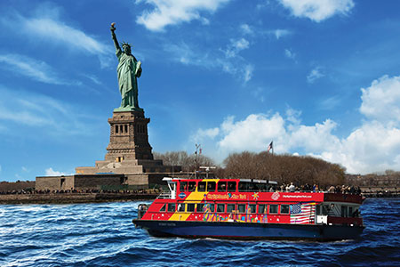 City Sightseeing New York Hop On Hop Off Cruises
