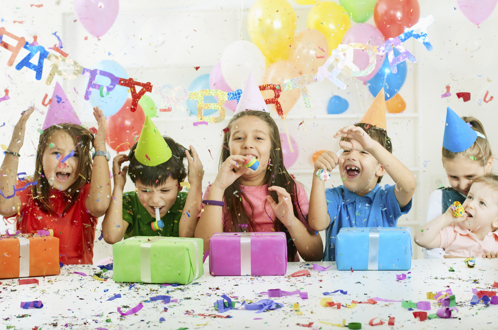 Manhattan Kids' Birthday Party Guide (NY Metro Parents Magazine)