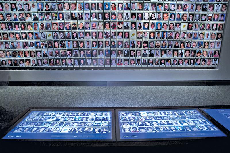 9/11 museum memorial exhibit
